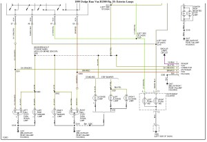 2003 Dodge Ram Tail Light Wiring Diagram | Free Wiring Diagram