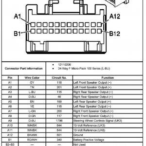 2004 Chevy Malibu Radio Wiring Diagram | Free Wiring Diagram