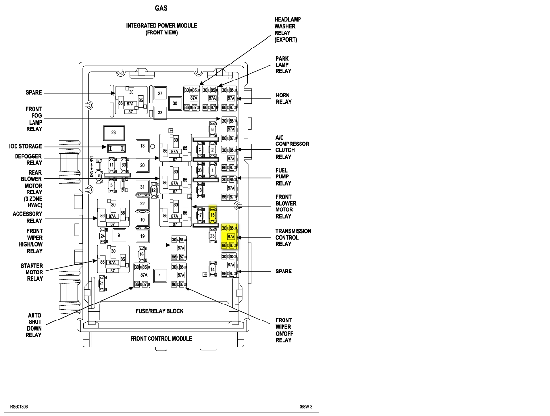 Radio Wiring Diagram Chrysler Concorde