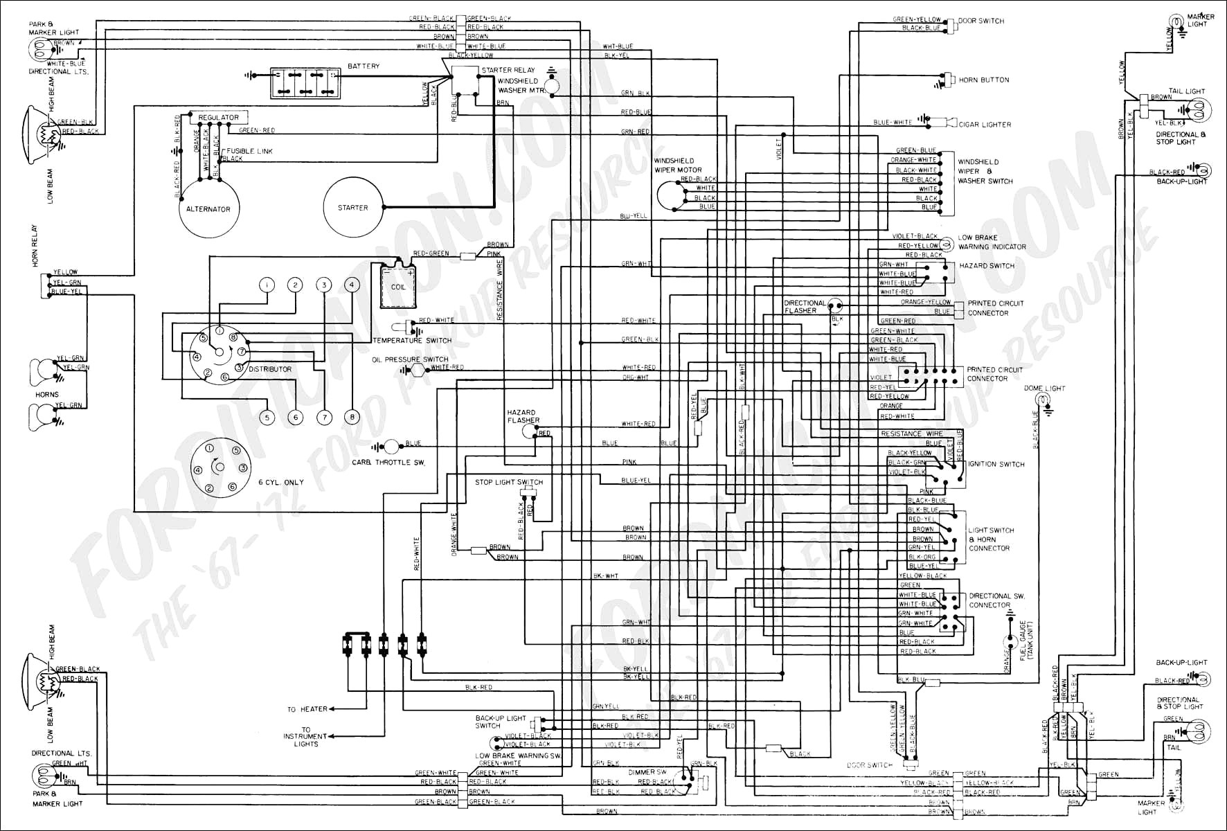 Ford F150 Ignition Diagram