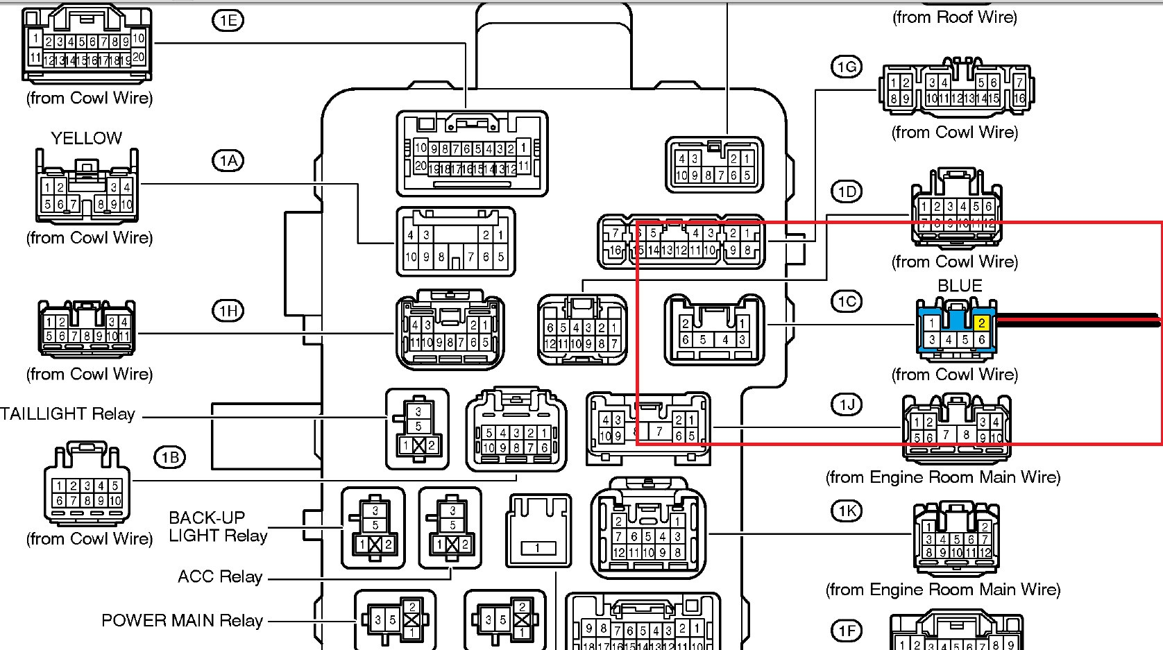 Tundra Wiring Diagram