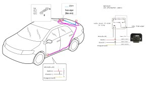 2012 toyota Tundra Backup Camera Wiring Diagram | Free