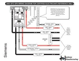 220v Hot Tub Wiring Diagram   Free Wiring Diagram