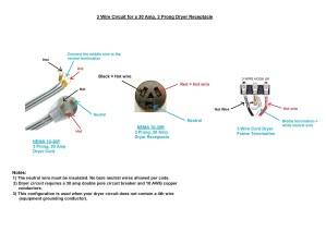 3 Prong Range Outlet Wiring Diagram   Free Wiring Diagram