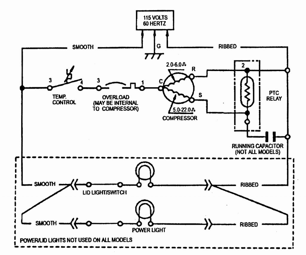 3 Wire Defrost Termination Switch Wiring Diagram