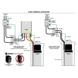 3 Wire Submersible Pump Wiring Diagram   Free Wiring Diagram