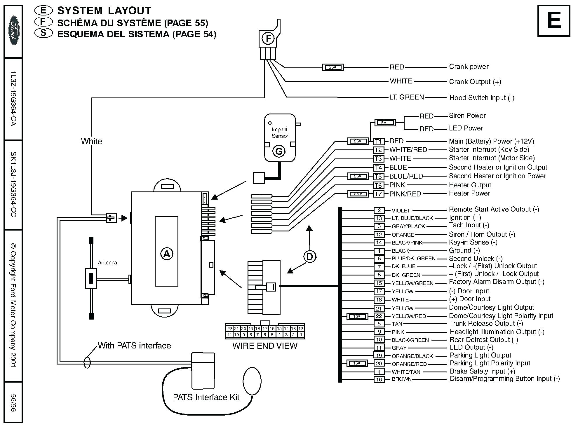 7345 wiring diagram