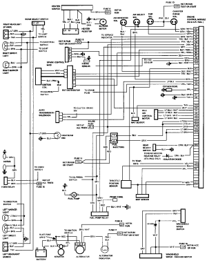 4l60e Neutral Safety Switch Wiring Diagram | Free Wiring