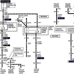 7 Way Trailer Plug Wiring Diagram ford | Free Wiring Diagram