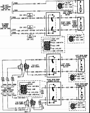 95 Jeep Cherokee Radio Wiring Diagram | Free Wiring Diagram