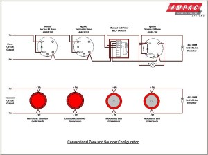 Addressable Fire Alarm System Wiring Diagram | Free Wiring