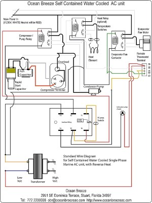 Air Handler Fan Relay Wiring Diagram | Free Wiring Diagram