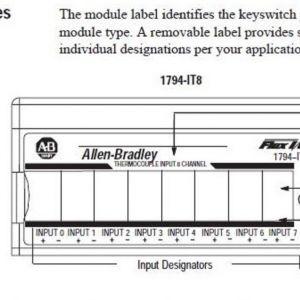 Allen Bradley 1794 Ib16 Wiring Diagram   Free Wiring Diagram