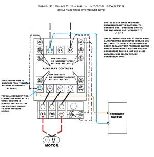 Allen Bradley Motor Starter Wiring Diagram   Free Wiring