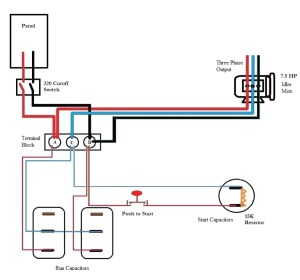 Ronk Transfer Switch Wiring Diagram | Wiring Library