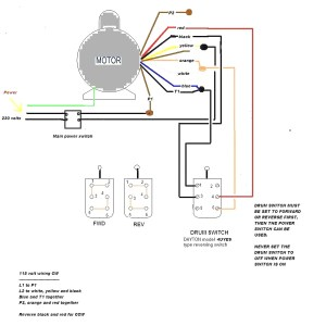 Baldor Reliance Industrial Motor Wiring Diagram | Free