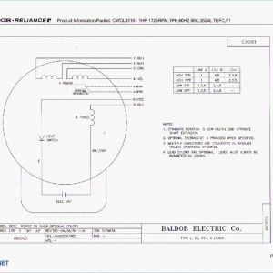 Single Phase Motor Wiring Diagrams Capacitor Engine