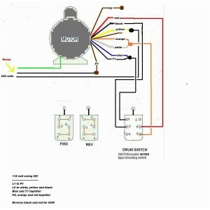 Baldor Single Phase Motor Wiring Diagram | Free Wiring Diagram