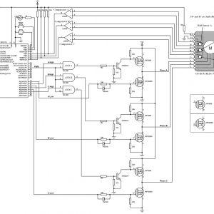 Bldc Motor Controller Wiring Diagram | Free Wiring Diagram