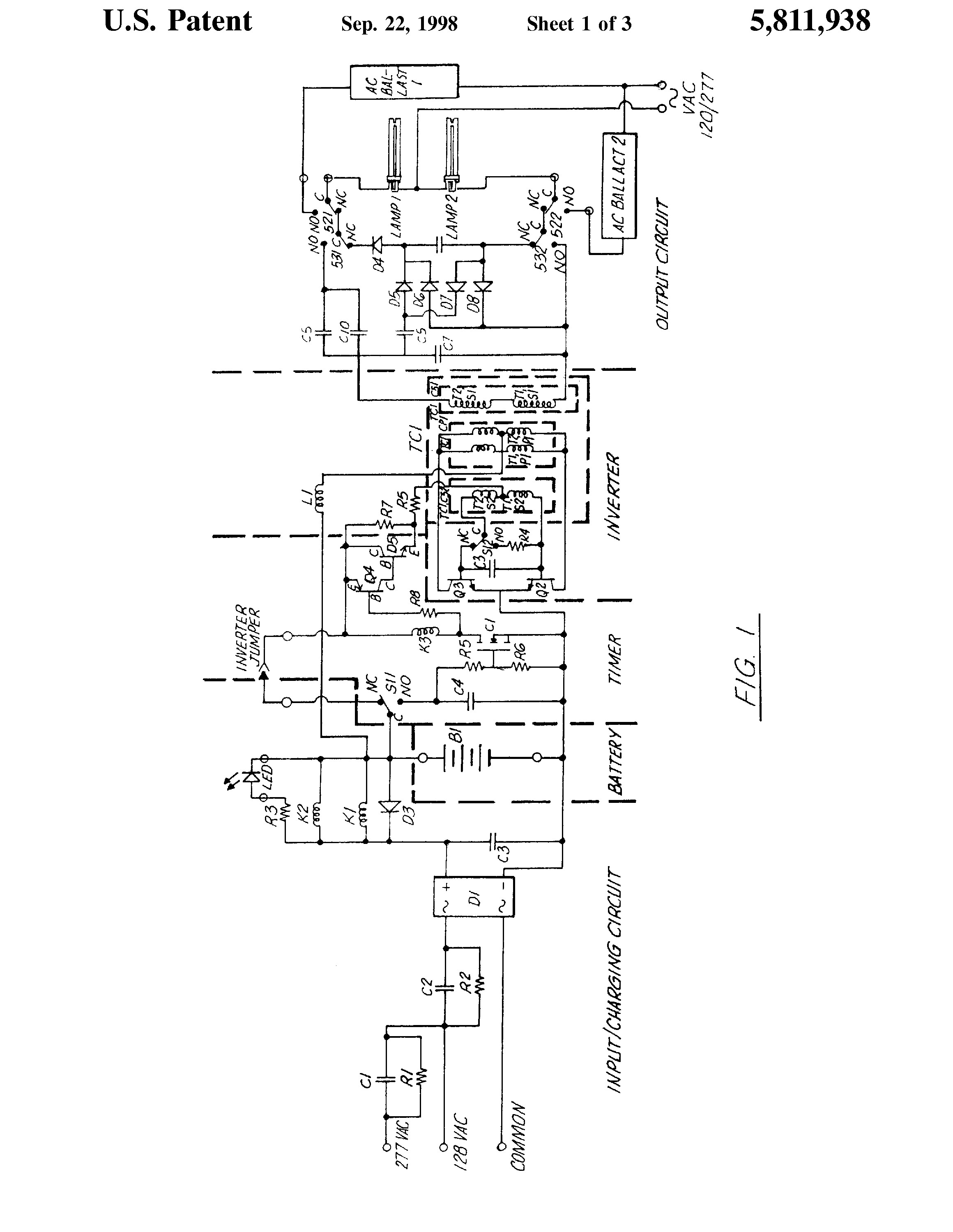 Lithonia Ballast Wiring Diagram