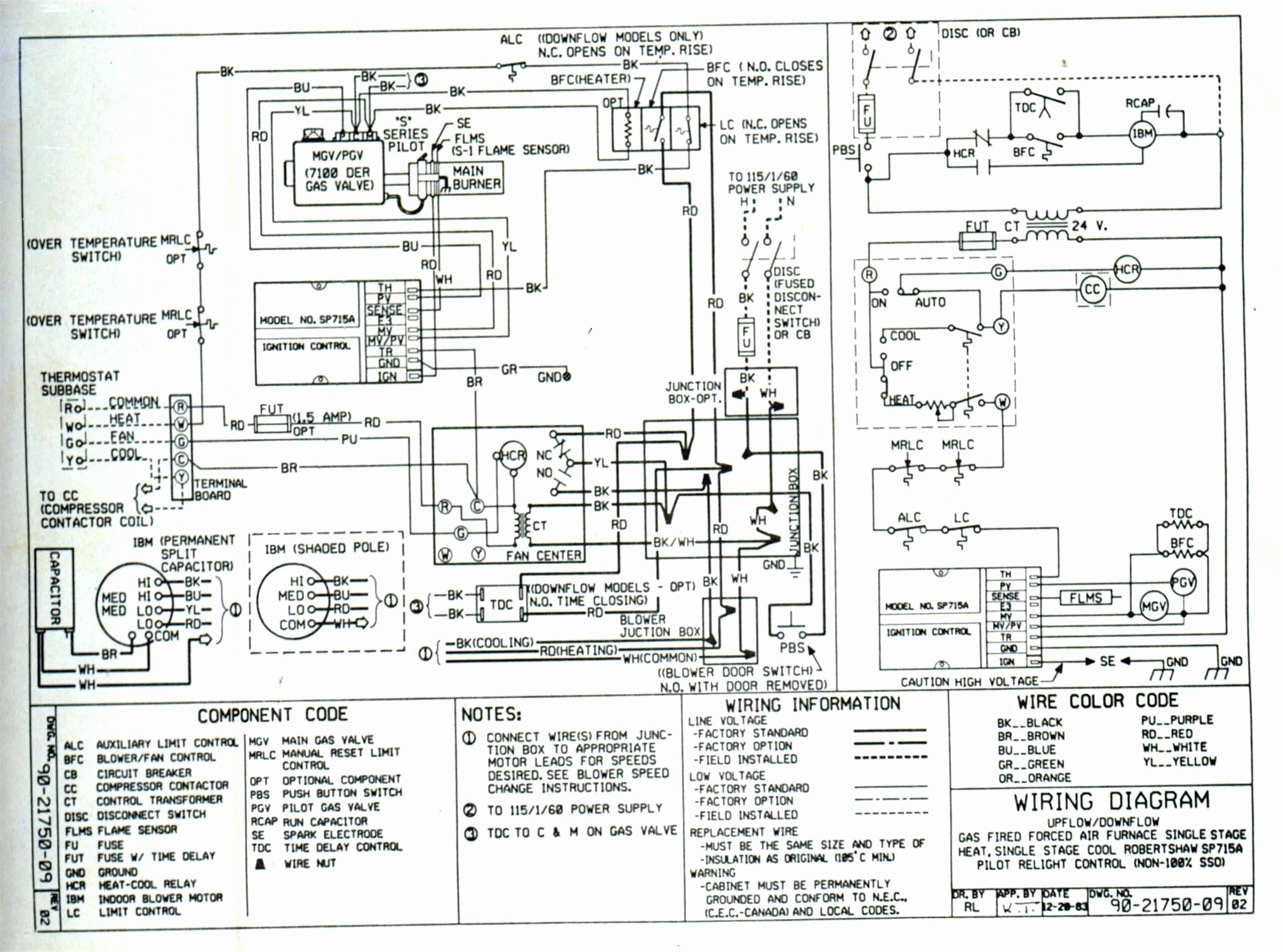 Electrical Schematic Motor