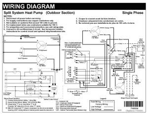 Carrier Heat Pump Low Voltage Wiring Diagram | Free Wiring