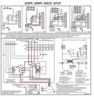 Carrier Heat Pump Wiring Diagram | Free Wiring Diagram