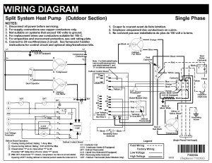 Central Air Conditioner Wiring Diagram | Free Wiring Diagram