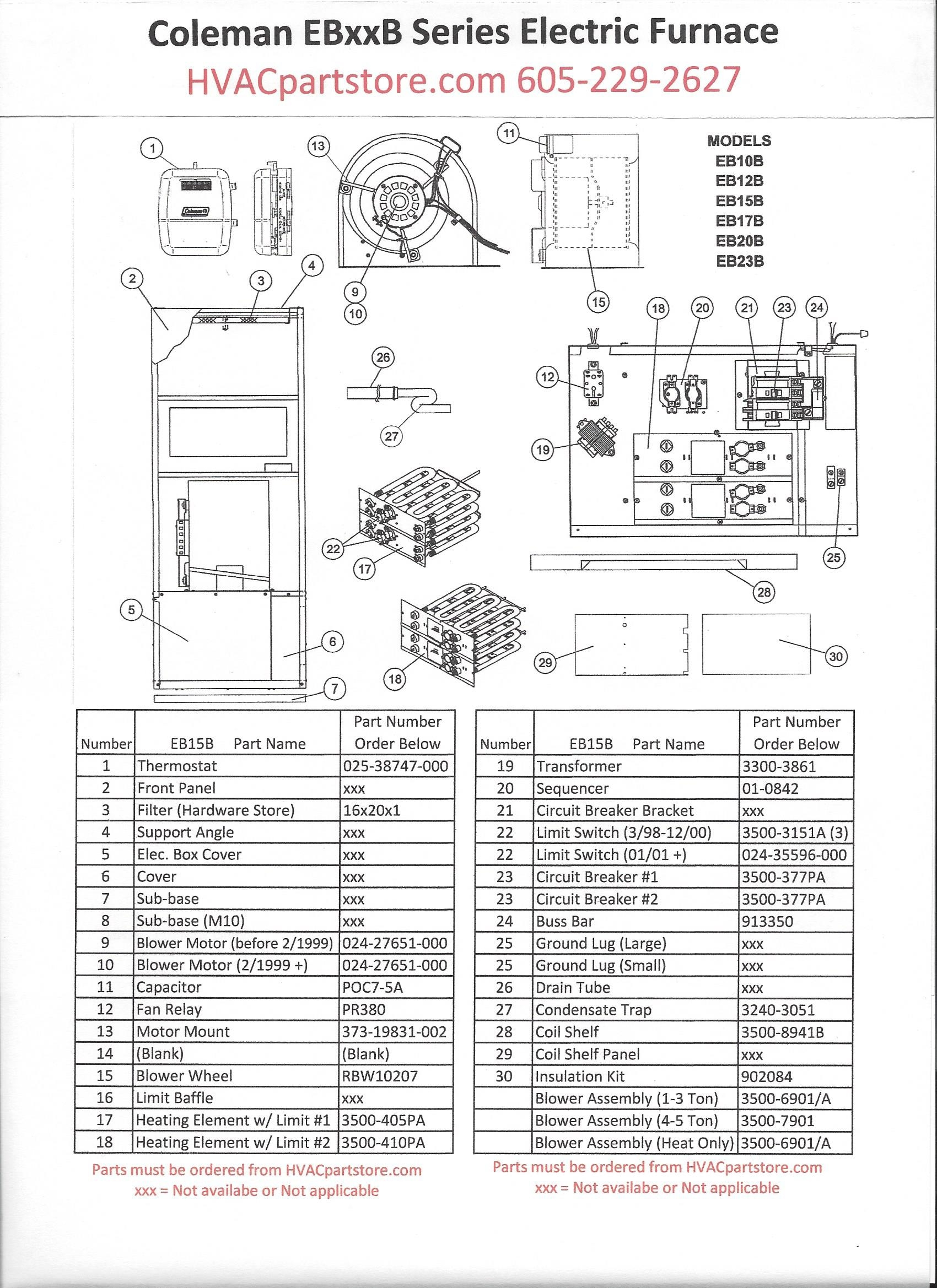 wiring diagram electric furnaces coleman furnace wiring library