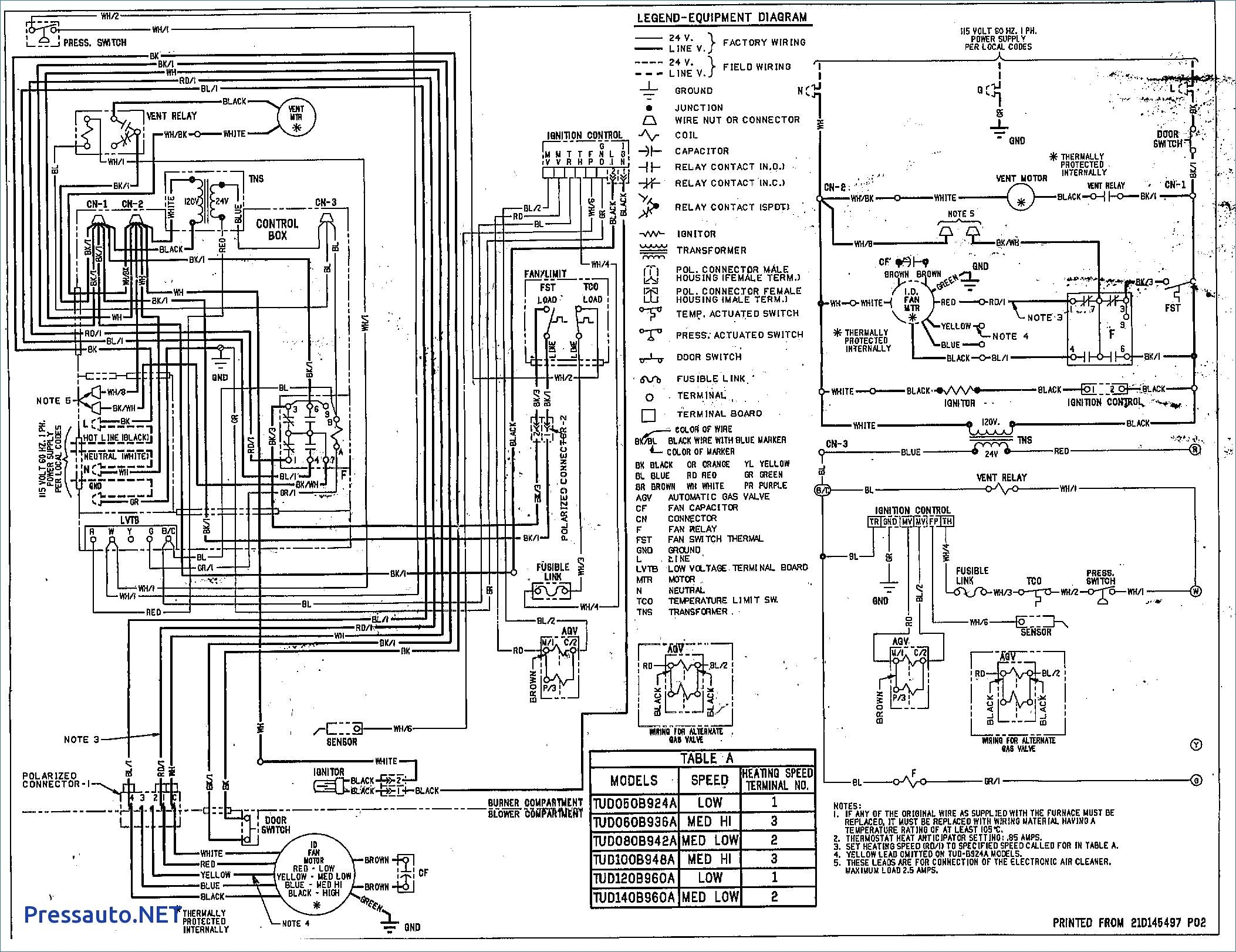 Coleman Mach Air Conditioner Wiring Diagram