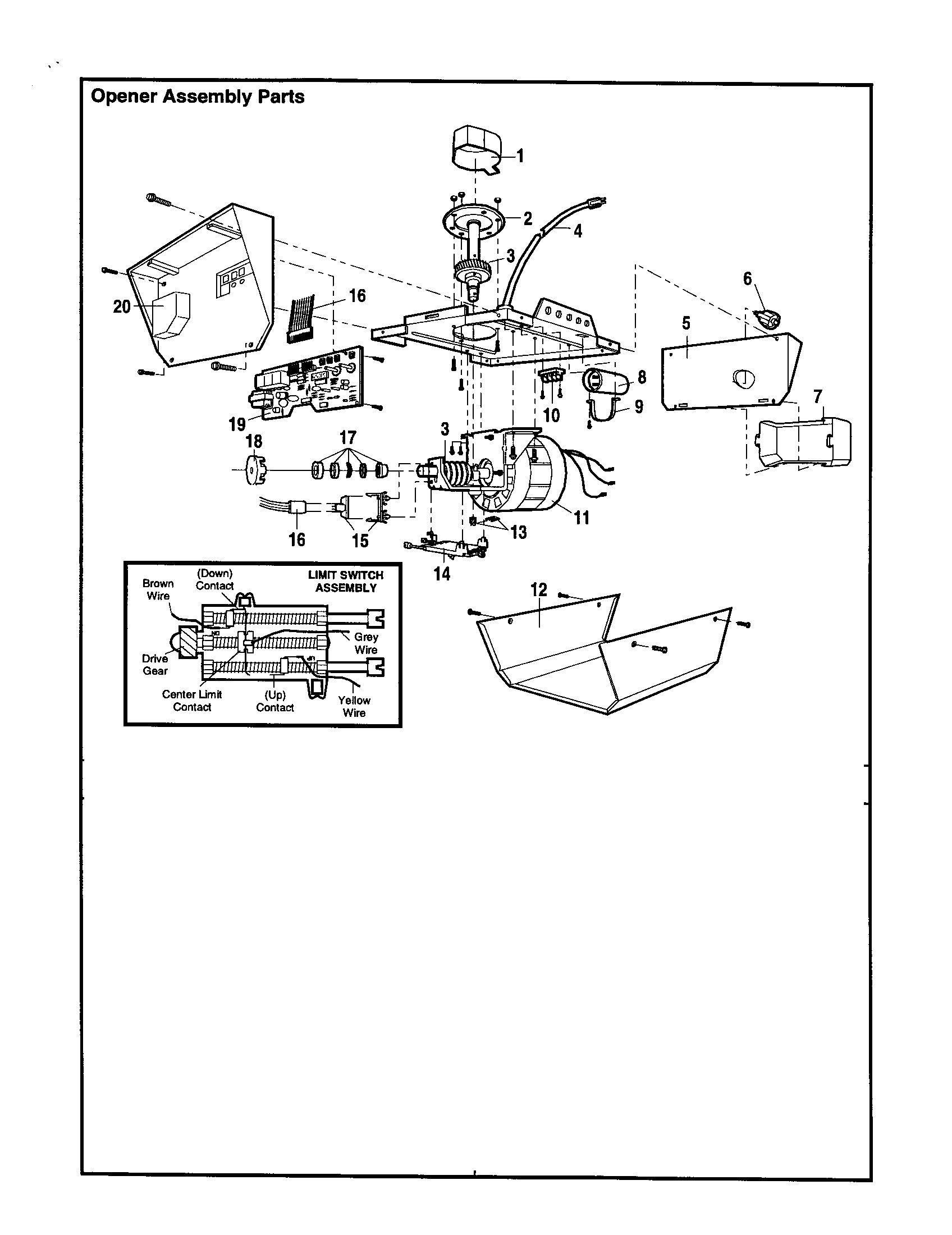 Garage Electrical Wiring Diagrams