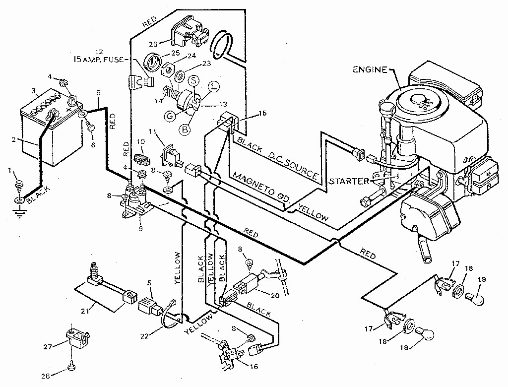 Exmark Mower Belt Diagram