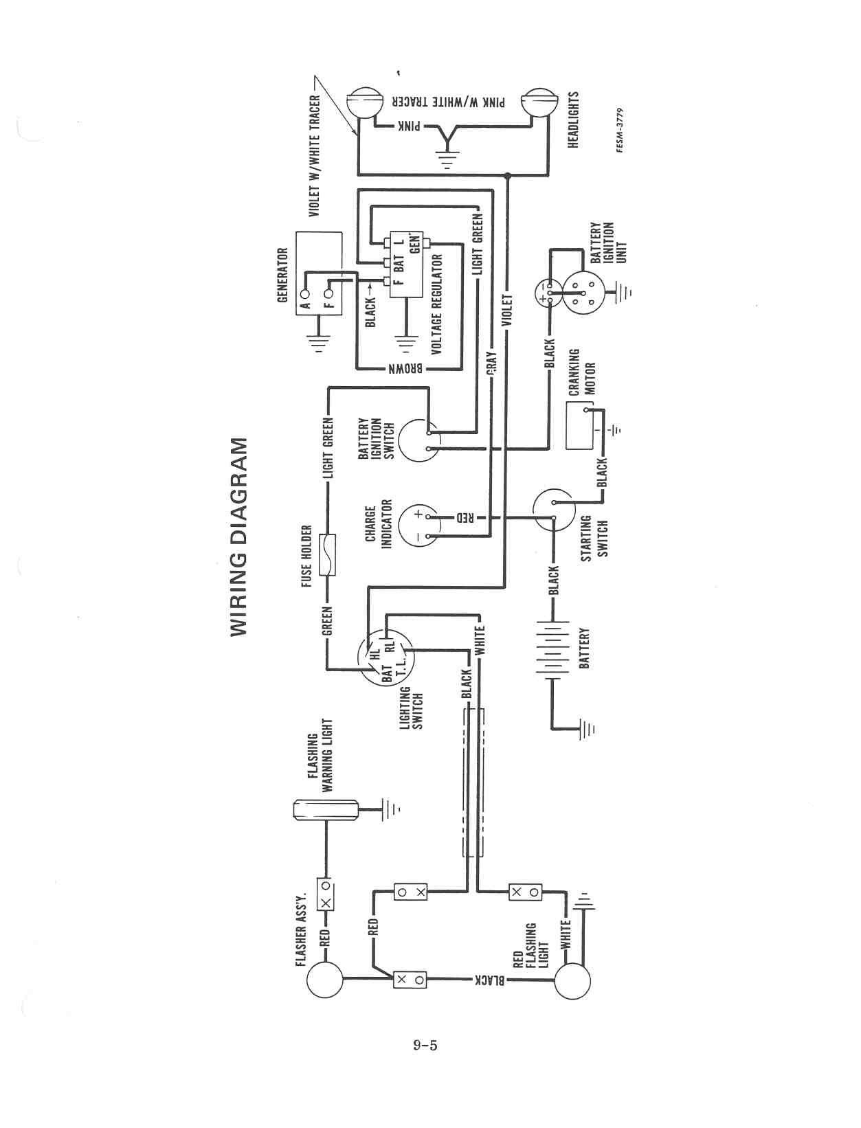 Farmall M Wiring Diagram Regulator