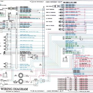 Cummins N14 Celect Plus Wiring Diagram | Free Wiring Diagram