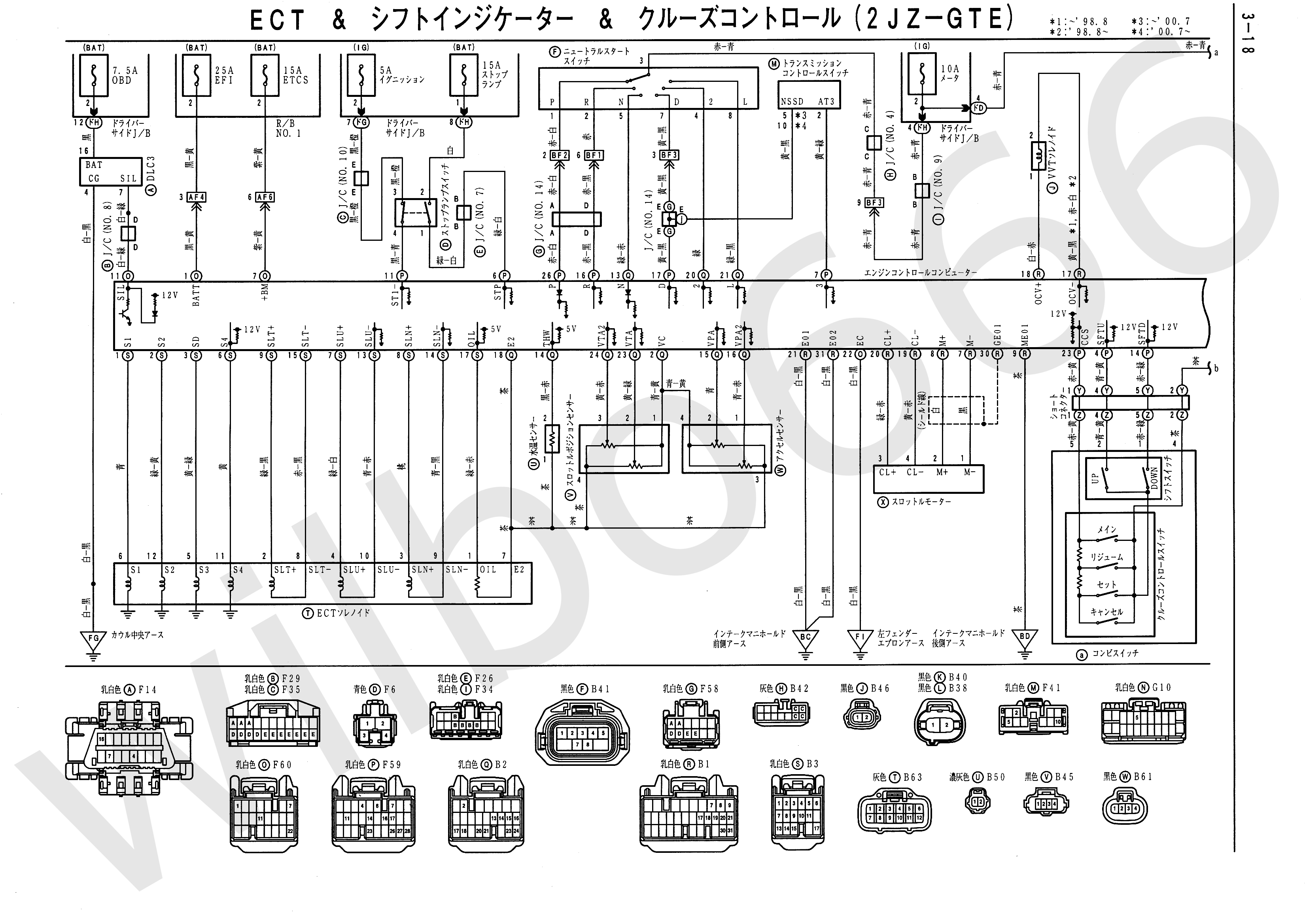 Obd Wire Diagram