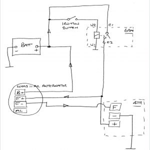 Denso Alternator Wiring Schematic | Free Wiring Diagram