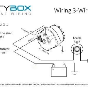 Denso Alternator Wiring Schematic | Free Wiring Diagram