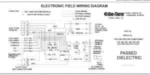 Dometic Rv thermostat Wiring Diagram | Free Wiring Diagram
