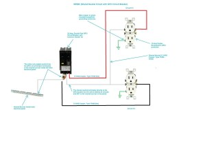 Double Pole Circuit Breaker Wiring Diagram | Free Wiring