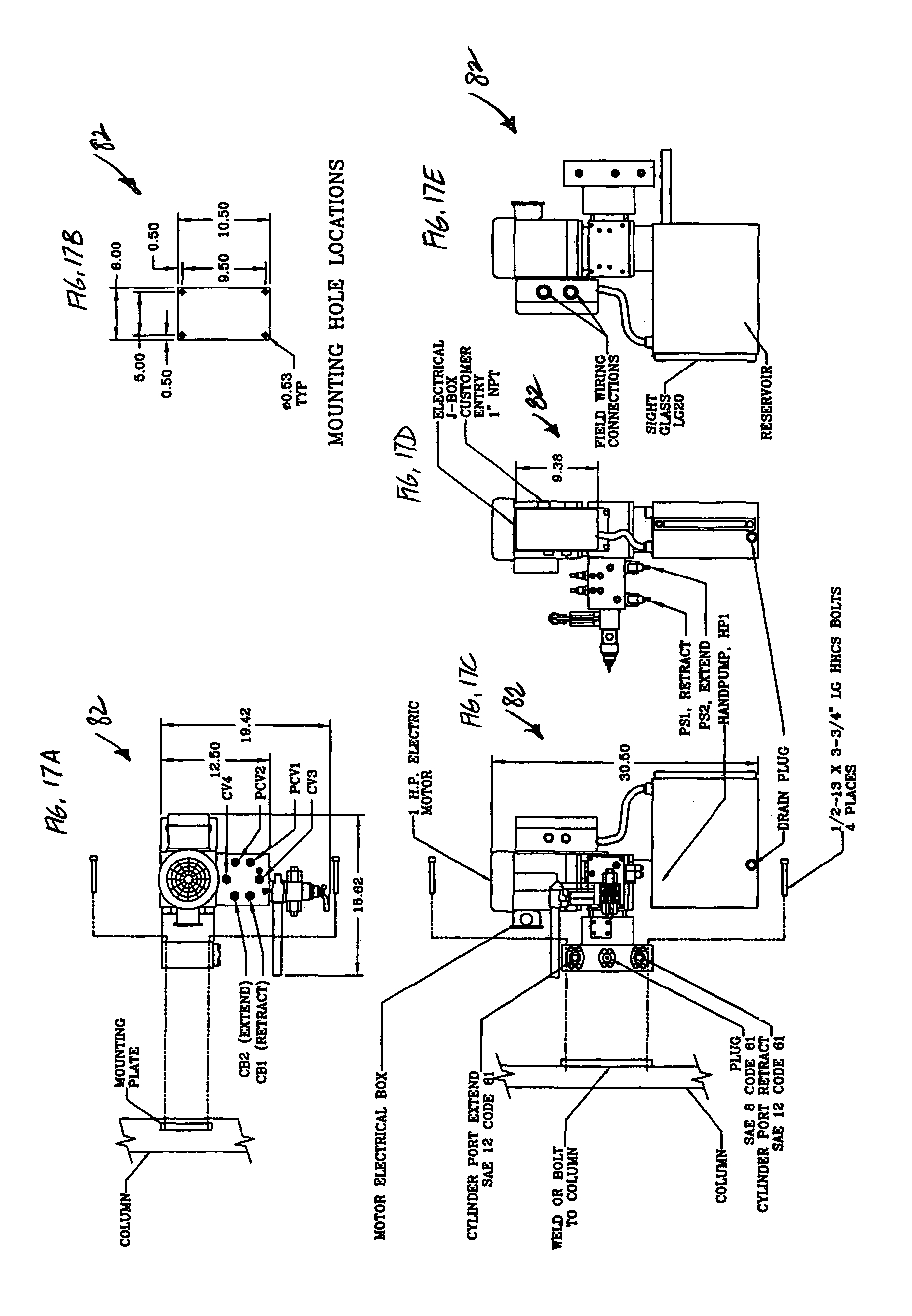 Dump Trailer Pump Wiring Diagram