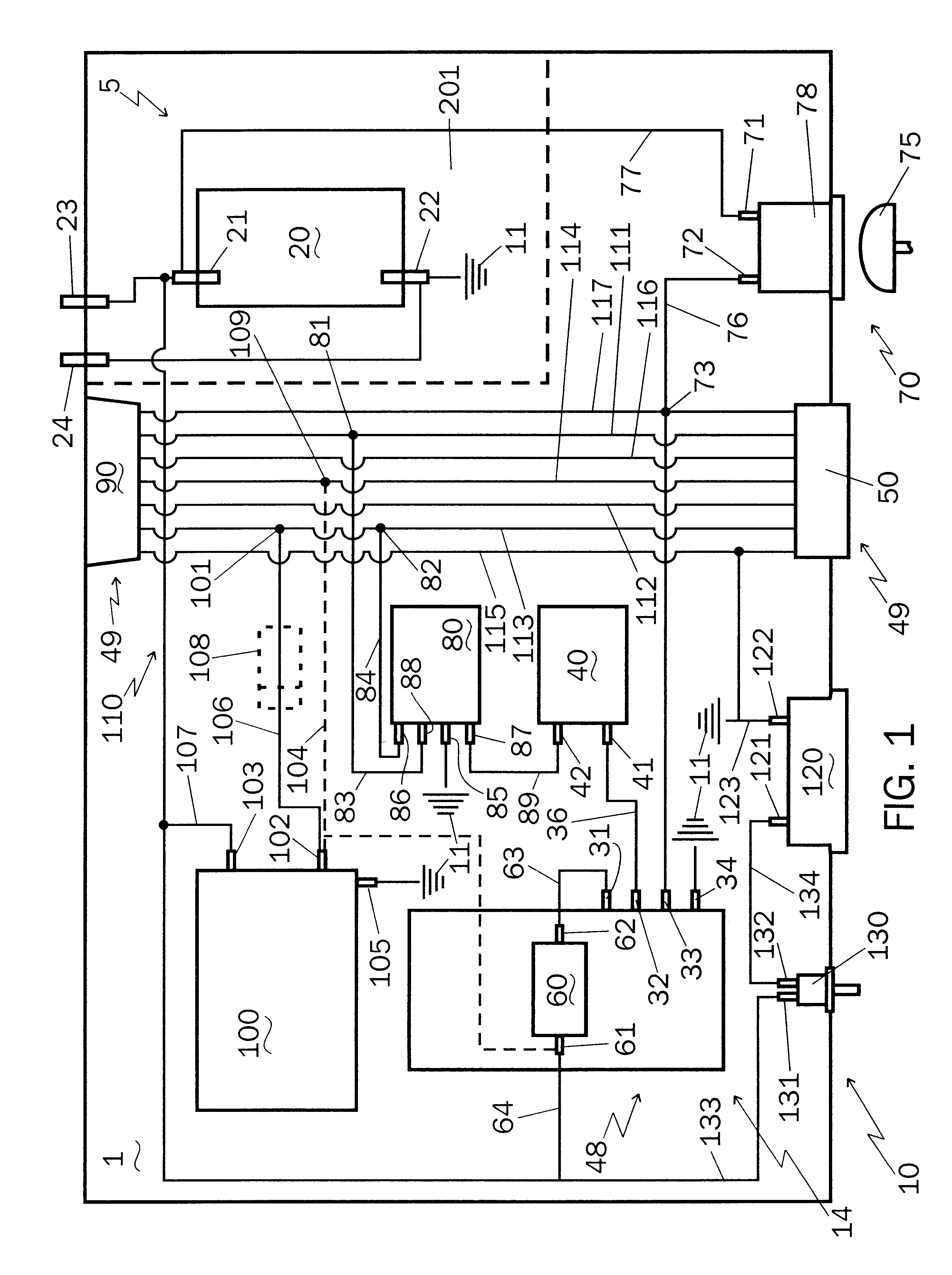Electric Trailer Brake Wiring Schematic