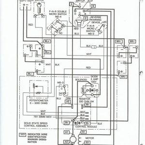 Ezgo Pds Wiring Diagram   Free Wiring Diagram
