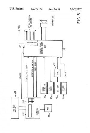 Federal Signal Legend Lightbar Wiring Diagram | Free