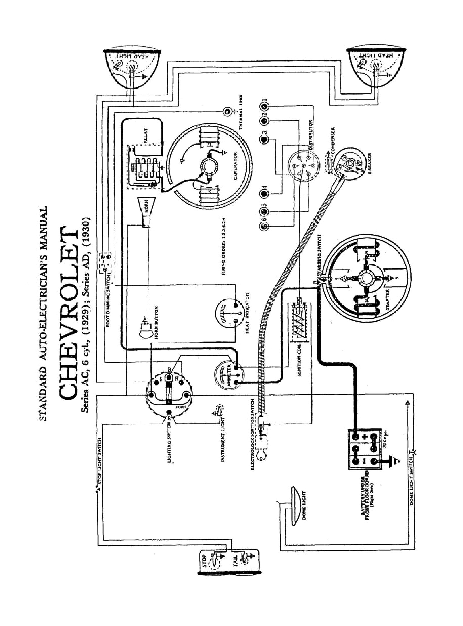12 Volt Wiring Diagram For Ford 9n