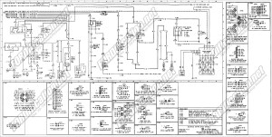 Ford F250 Starter solenoid Wiring Diagram | Free Wiring