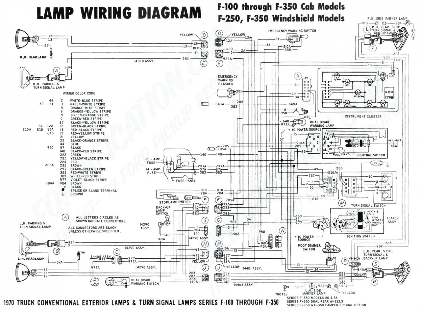 Doc Diagram Ford 1 Wire Alternator Wiring Diagram Ebook