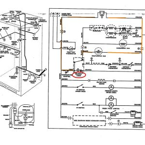Frigidaire Ice Maker Wiring Diagram | Free Wiring Diagram