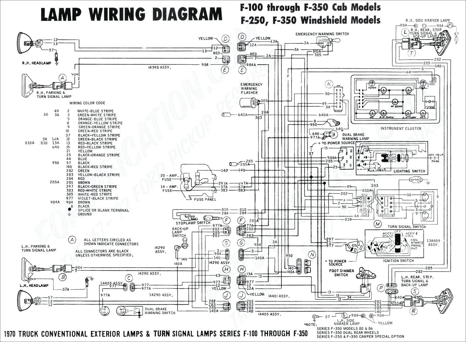Fuel Pump Wiring Harness Diagram