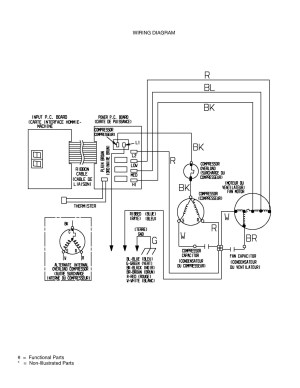 Fujitsu Mini Split Heat Pump Wiring Diagram | Free Wiring