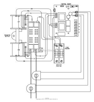 Gentran Transfer Switch Wiring Diagram   Free Wiring Diagram